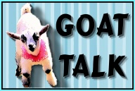 Goat Talk Forum